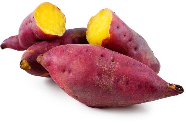 A batata doce é um dos carboidratos bons para sua dieta