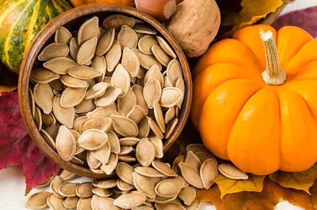 farinha sementes abóbora