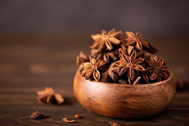 Chá de camomila e anis
